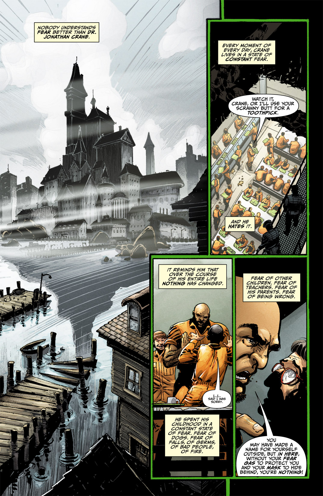 Detective Comics (1937) Issue #835 Page 2