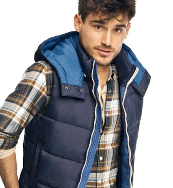 Model Arthur Kulkov for H&M F/W 2012-2013