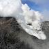 Volcán Turrialba arrojó cenizas hasta 50 km de distancia en Costa Rica