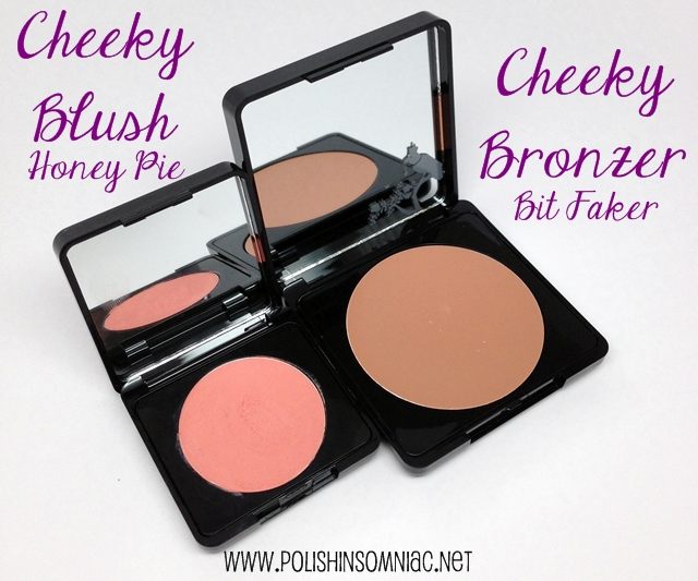 butter LONDON Cheeky Creme Bronzer in Bit Faker
