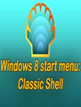 Windows 8 Start Menu: Classic Shell