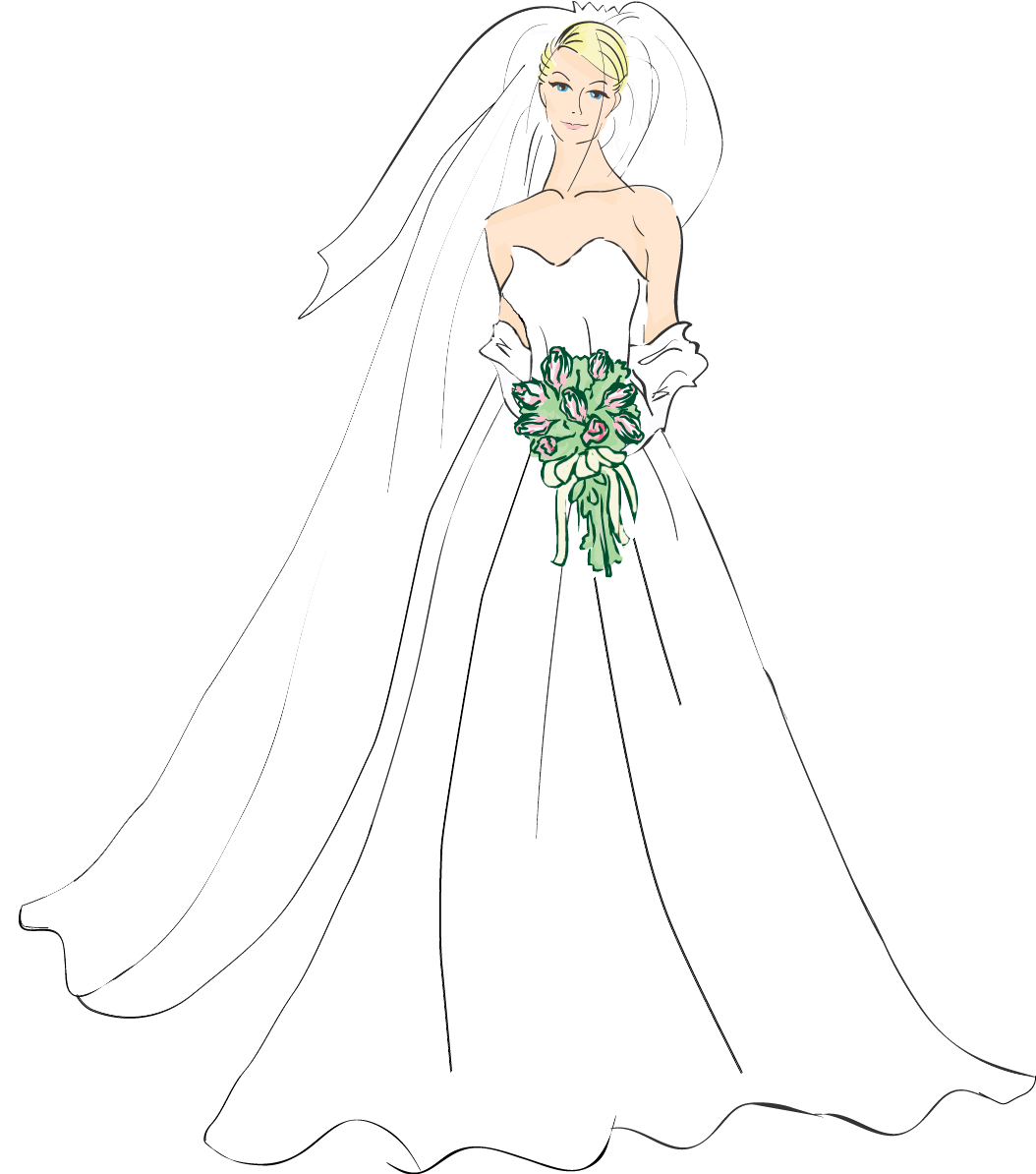 forgetmenot brides bridal clipart his and hers rings bride clipart