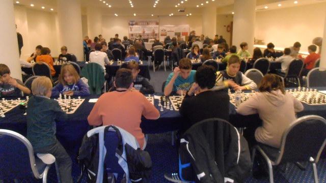 Με επιτυχία διοργανώθηκε το 1ο Ατομικό Τουρνουά Σκάκι - Rabid Αλεξανδρούπολη 2015