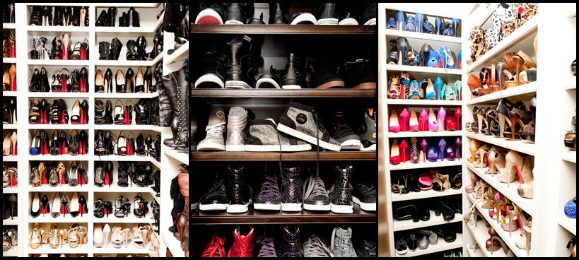 Do You That Khloe Kardashian Have A Lot More Of Louboutins Collection Compare To Her Sisters Kourtney And Kim