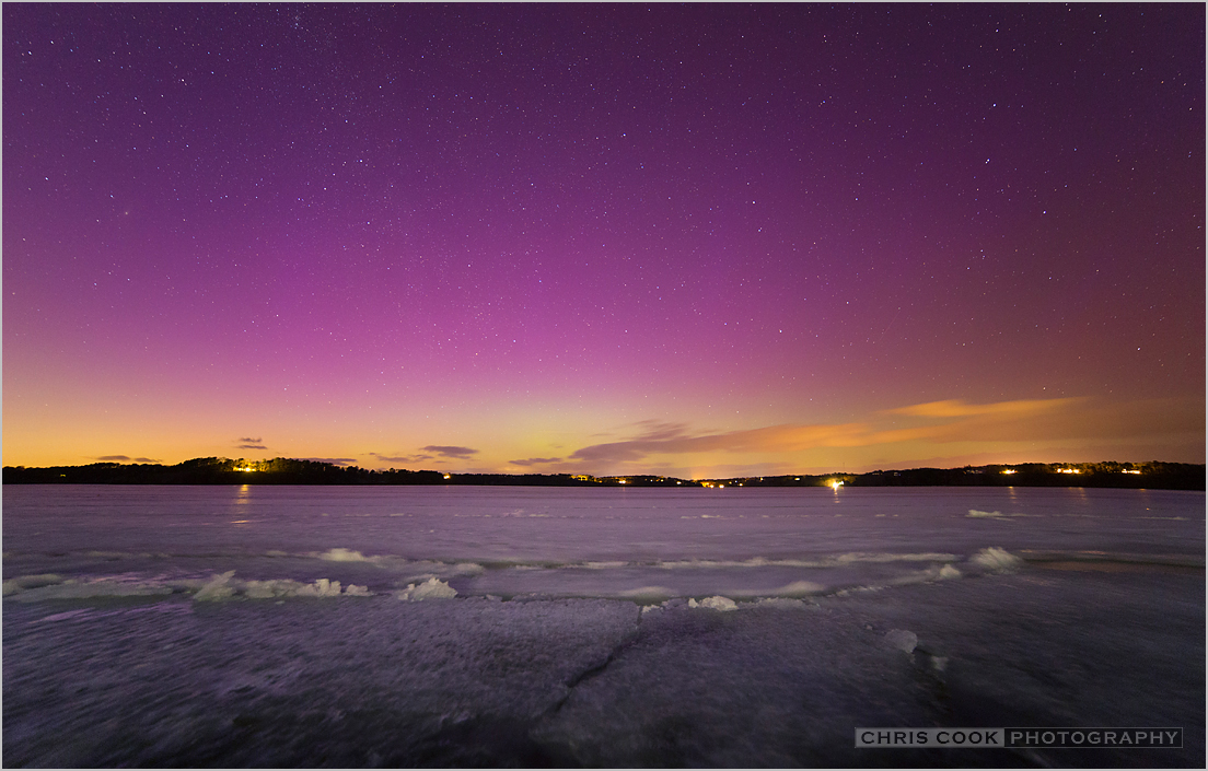 Cape Cod wedding blog photo from Chris Cook Photography about St. Patrick's Day Aurora