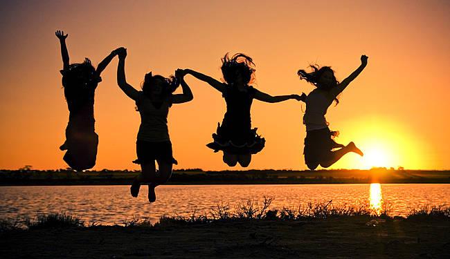 We break free!!