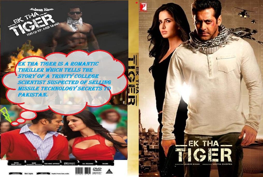 Watch Ek Tha Tiger Full Movie Online Free Movies - Movies