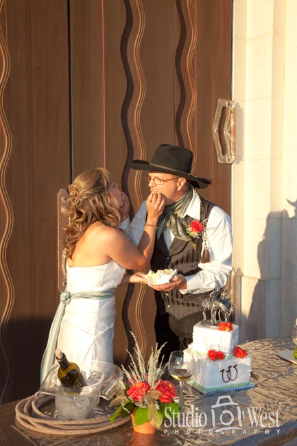 Cowboy Wedding Photography - Chapel Hill Wedding Photography - Shandon Chapel Hill - Studio 101 West Photography