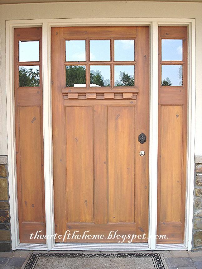 Cedar Front Door Home Design Ideas, Pictures, Remodel and Decor