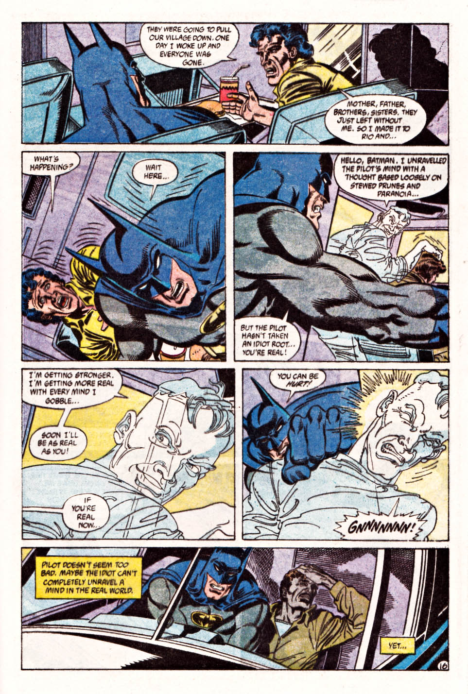 Detective Comics (1937) Issue #639 Page 17