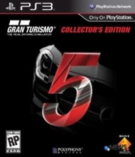 Gran Turismo 5 - Edition Collector