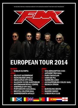FM European Tour 2014