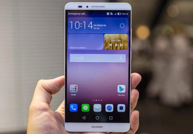 Huawei Ascend P8, Spesifikasi HP Berbahan Metal Keramik Harga 6 Juta