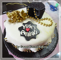 Hantaran - Fondant Cake