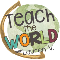Teach the World with Lauren V.