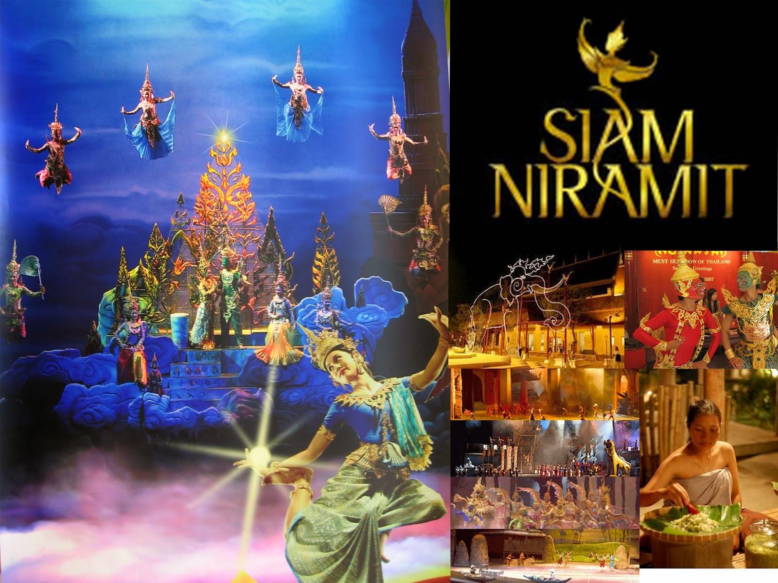 استعراض سيام نيراميت في بانكوك