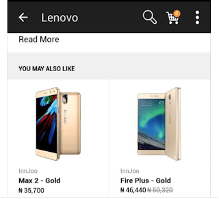 Update: InnJoo Fire Plus And The Infinix Zero 3 now competeting In The Same Price Bracket