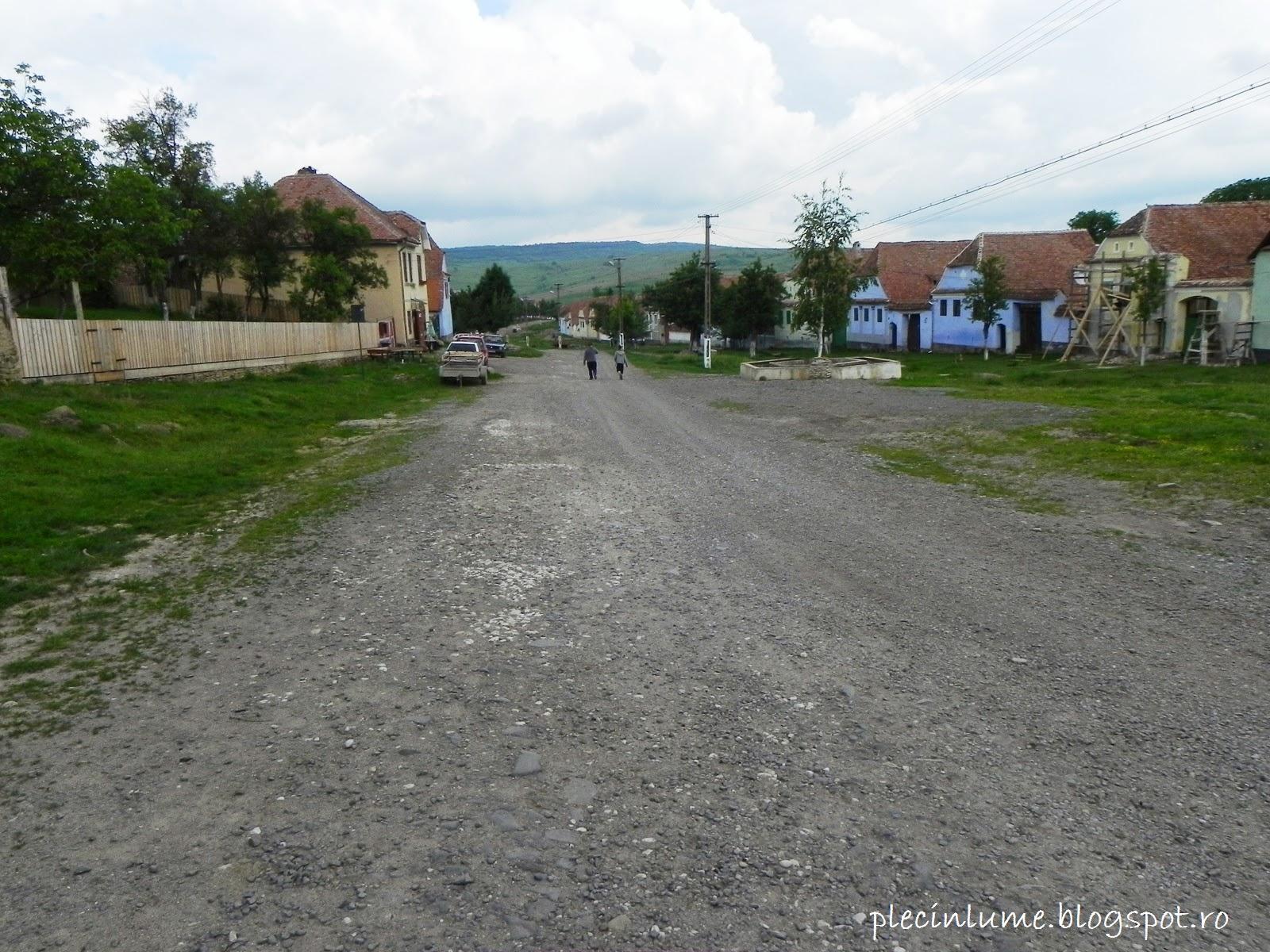 Strada din Viscri