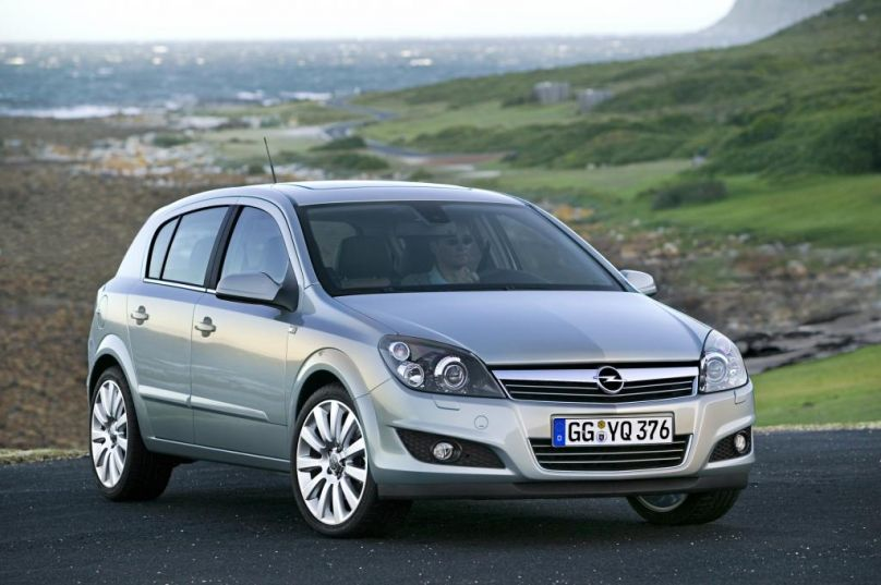 2013 Opel Astra H