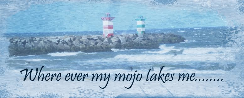 Where ever my Mojo takes me :)