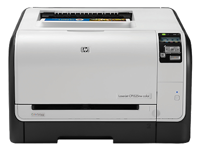 HP Laserjet CP1525nw color