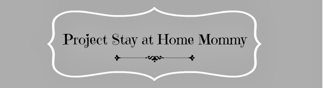 Project Stay-at-Home Mommy
