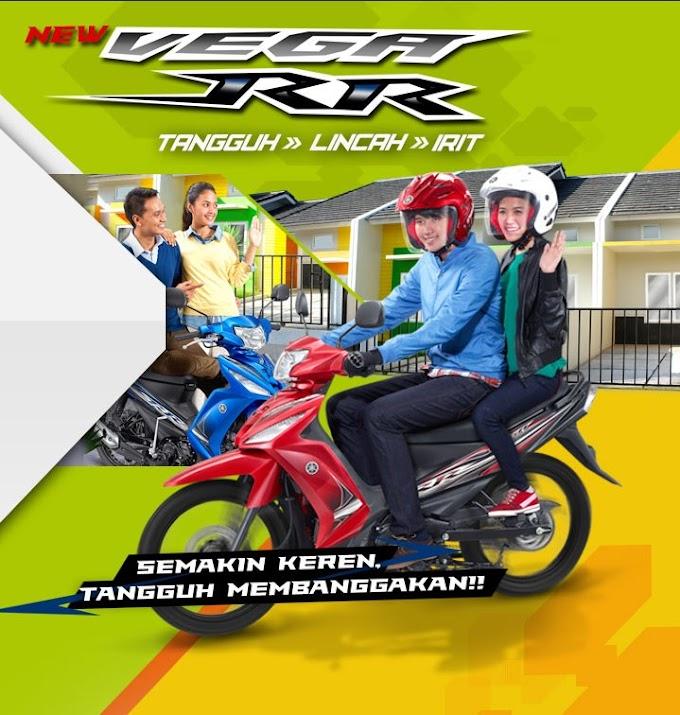 Spek Yamaha Vega RR