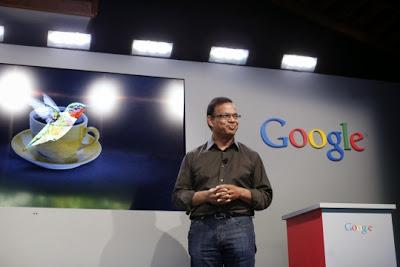 Amit Singhal, Google senior vice president - Technocratvilla.com