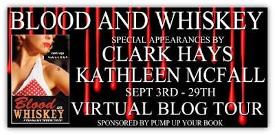 Blood and Whiskey Virtual Blog Tour: Guest Post & Giveaway