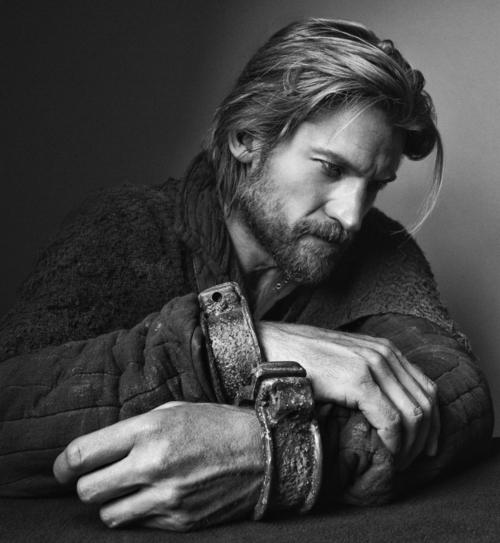 Nikolaj Coster-Waldau como Jaime Lannister en Juego de Tronos
