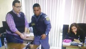 JAVIER DUARTE COMPARECE ANTE LA JUSTICIA DE GUATEMALA