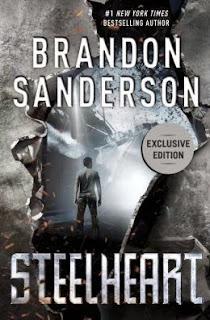 """Tweens Read """"Steelheart"""" for June 11, 2015"""