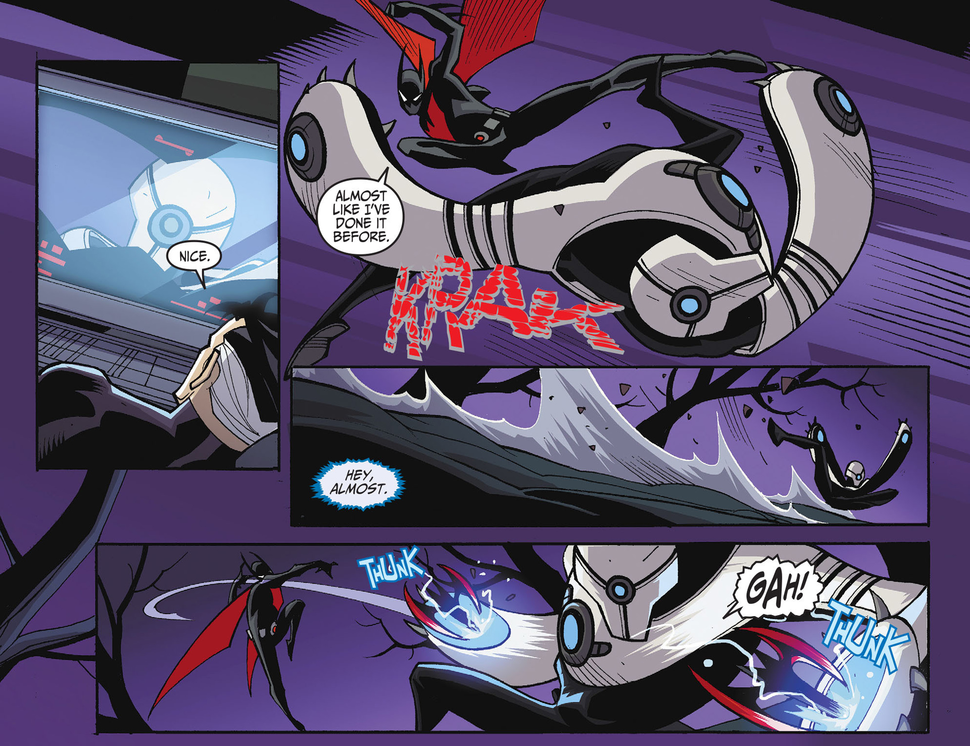 Batman Beyond 2.0 Issue #9 #9 - English 9