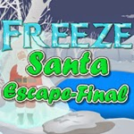 WowEscape Freeze Santa Es…
