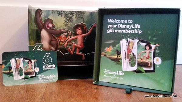 DisneyLife membership