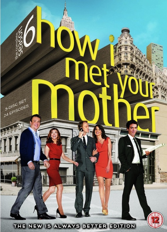 How I Met Your Mother TV Show - Direct Download links - Season 1+2+3