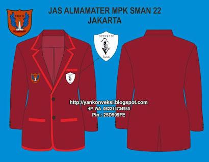 JAS ALMAMATER MPK SMA 22 JAKARTA