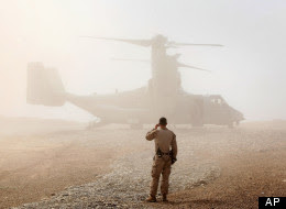 Support In U.S. For Afghan War Drops Sharply