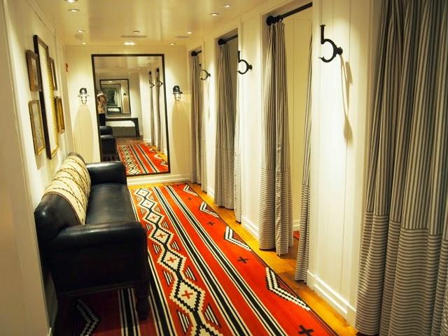 Polo Ralph Lauren Dressing Room