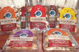 Almondina® - The Delicious Cookie Without the Guilt!