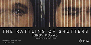 The Rattling of Shutters by Kirby Roxas