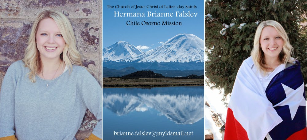 Hermana Falslev Among the Chilean People