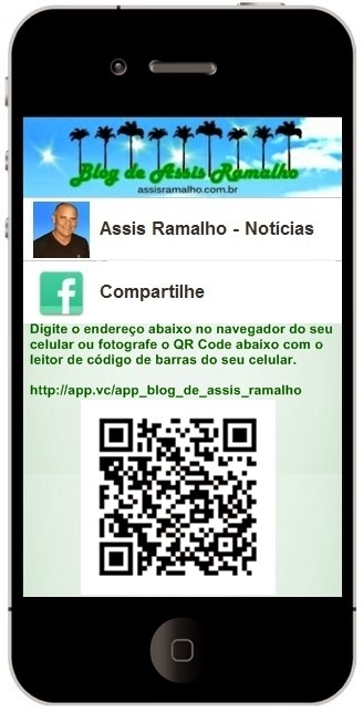 App do Blog no seu celular