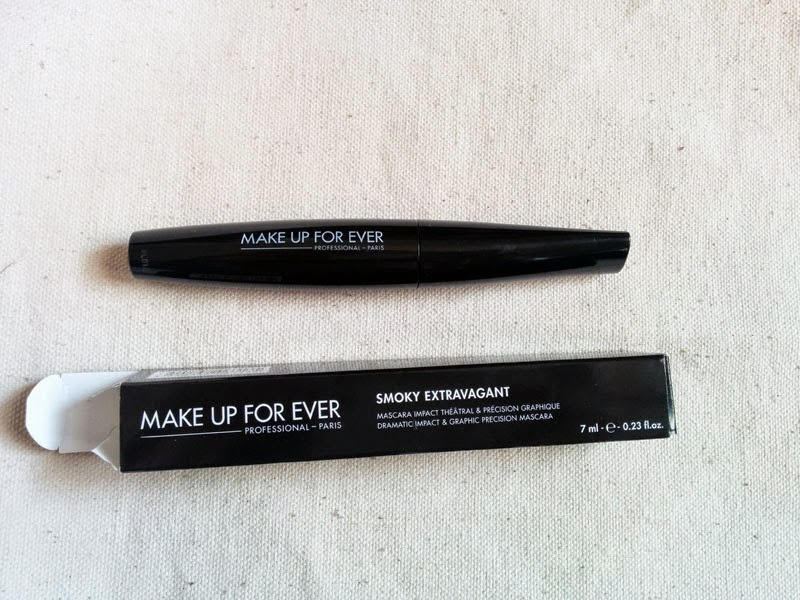 make up for ever smoky extravagant mascara