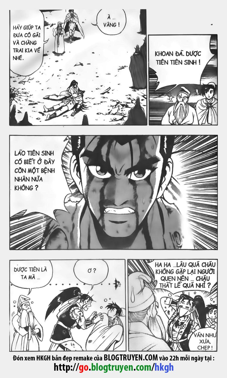 Hiệp Khách Giang Hồ - Hiệp Khách Giang Hồ Chap 066 - Pic 12