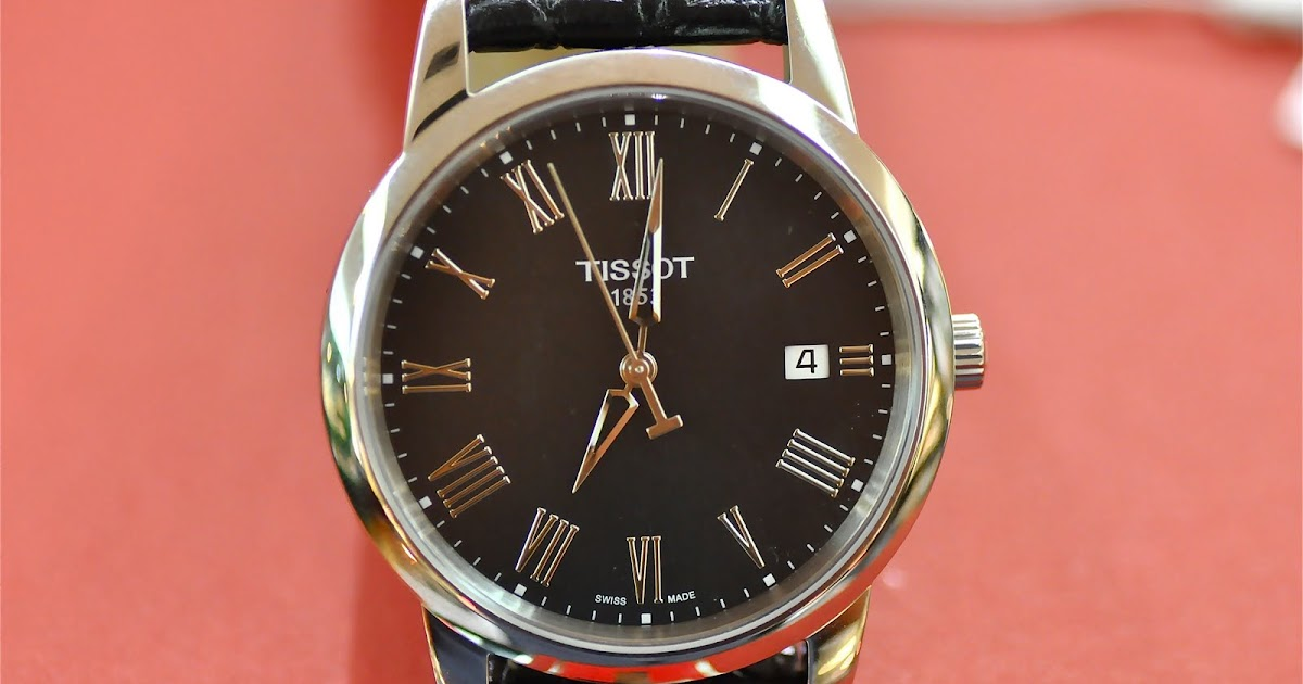 lt watch gallery 305 new authentic tissot classic dream rm 550 usd 183 euro 129 negotiable. Black Bedroom Furniture Sets. Home Design Ideas
