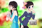 2 Kız Manken Oyunu