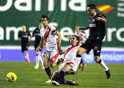 Rayo Vallecano 1 - 2 Valencia (2)