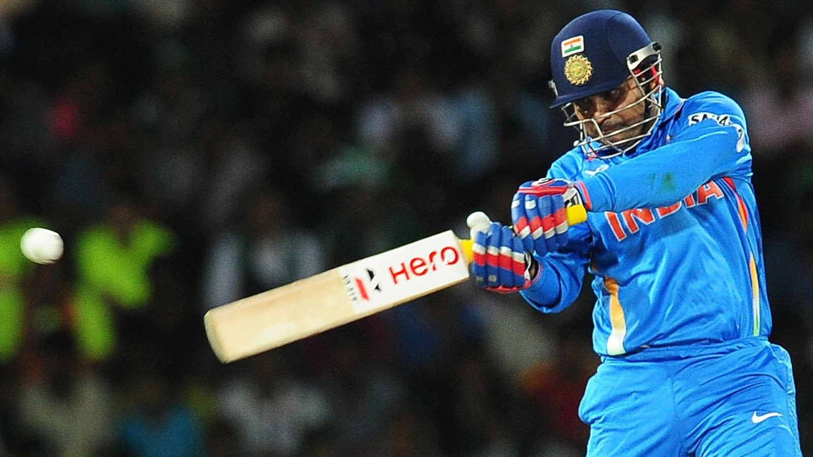 Hd wallpaper cricket - Indian Cricket Players Virender Sehwag Hd Wallpapers Free Download