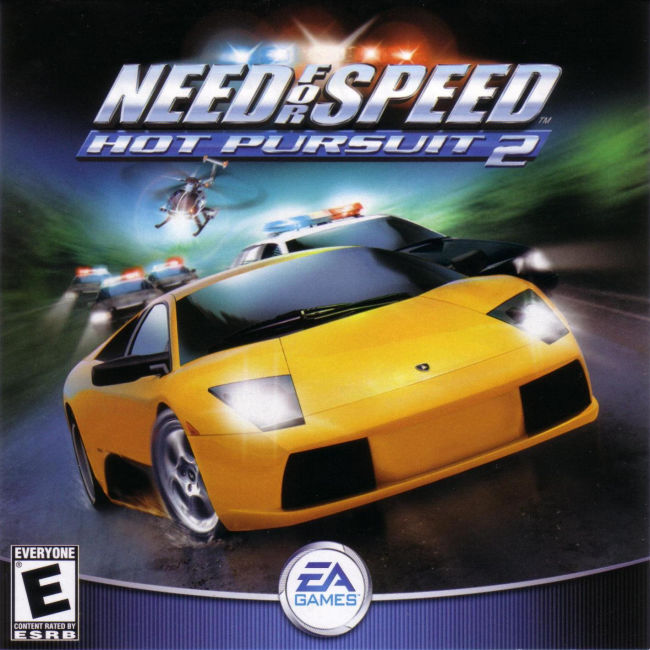 NFS HOT PURSUIT II [ENG]